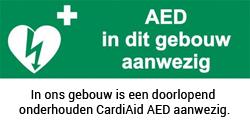 AED Onderhoud door CardiAid