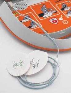 CardiAid CR-13P Paediatric Defibrillation Electrodes